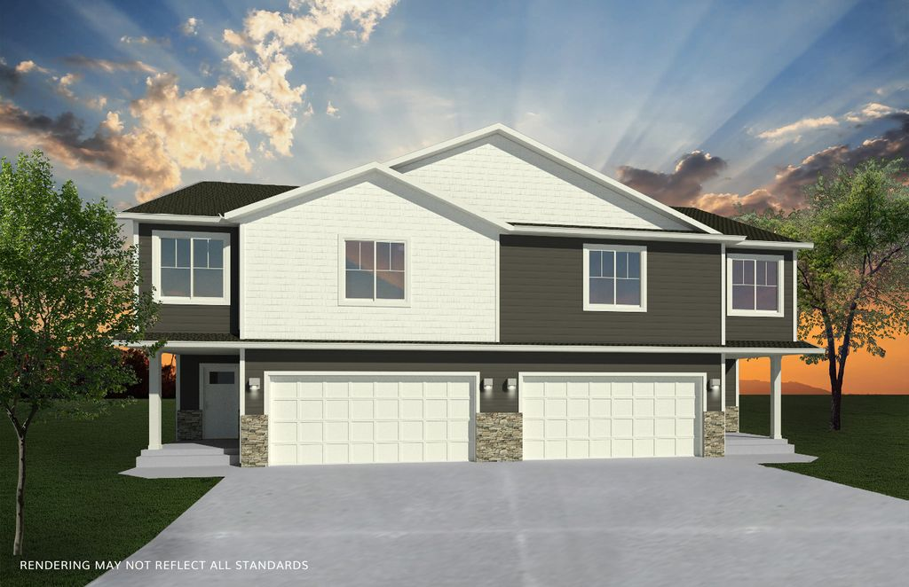 1944 CLASSIC TWIN Plan in Southfield Place, Grand Forks, ND 58201
