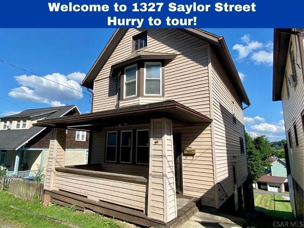 1327 Saylor St, Johnstown, PA 15905