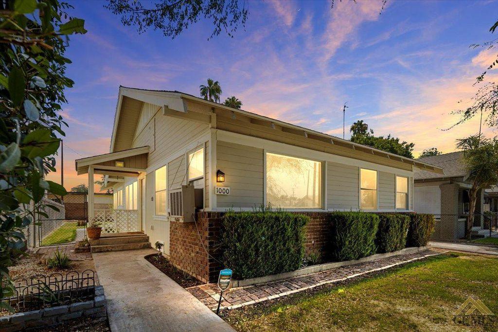 1000 C St, Bakersfield, CA 93304