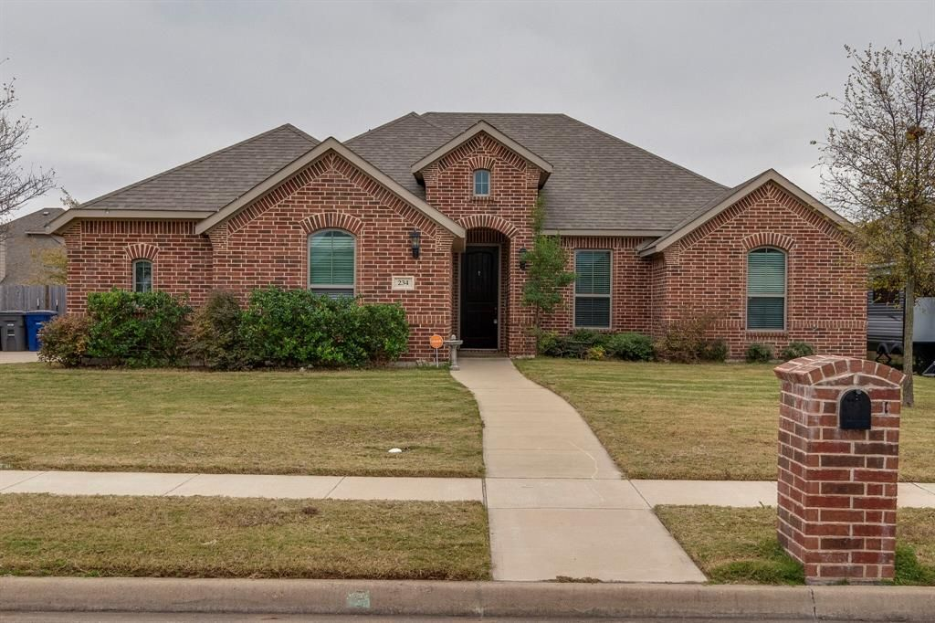 234 Sandy Way, Red Oak, TX 75154