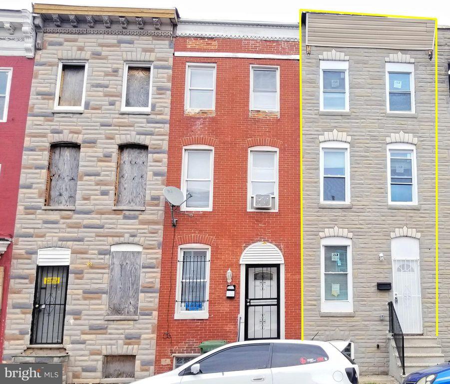 307 S Stricker St, Baltimore, MD 21223