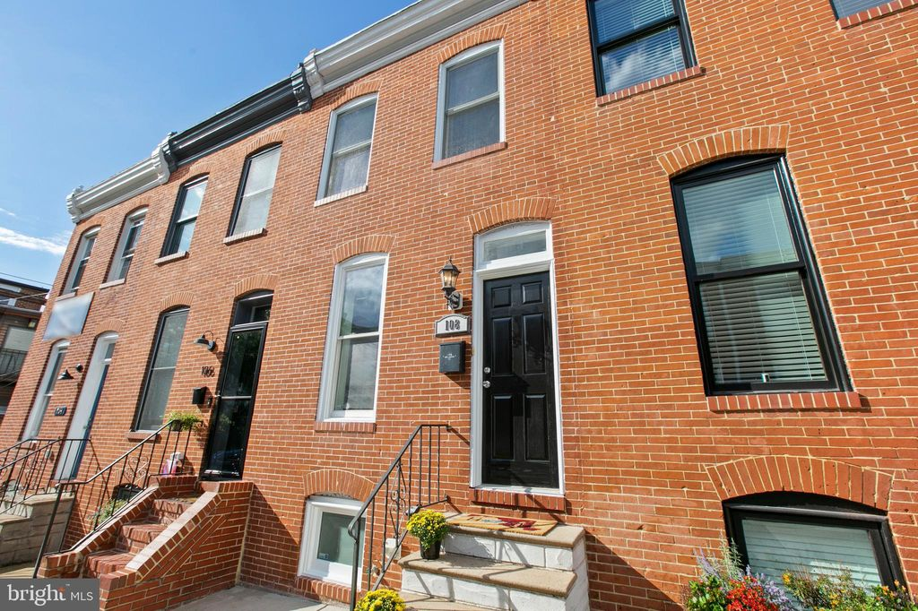 108 E Clement St, Baltimore, MD 21230