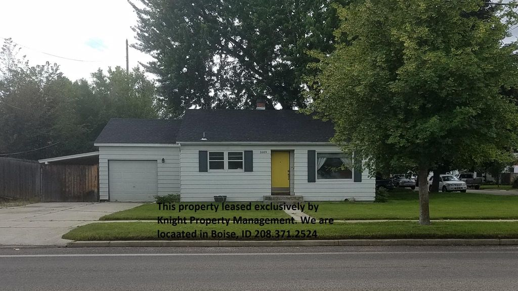 1609 W Boise Ave, Boise, ID 83706