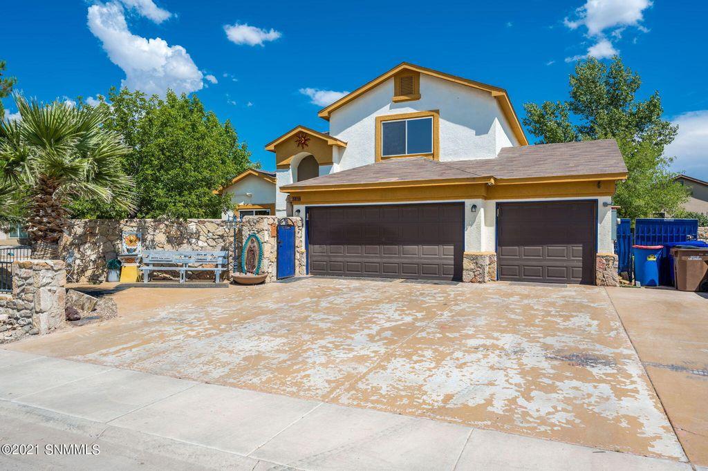 5816 Coyote Peak Pl, Las Cruces, NM 88012