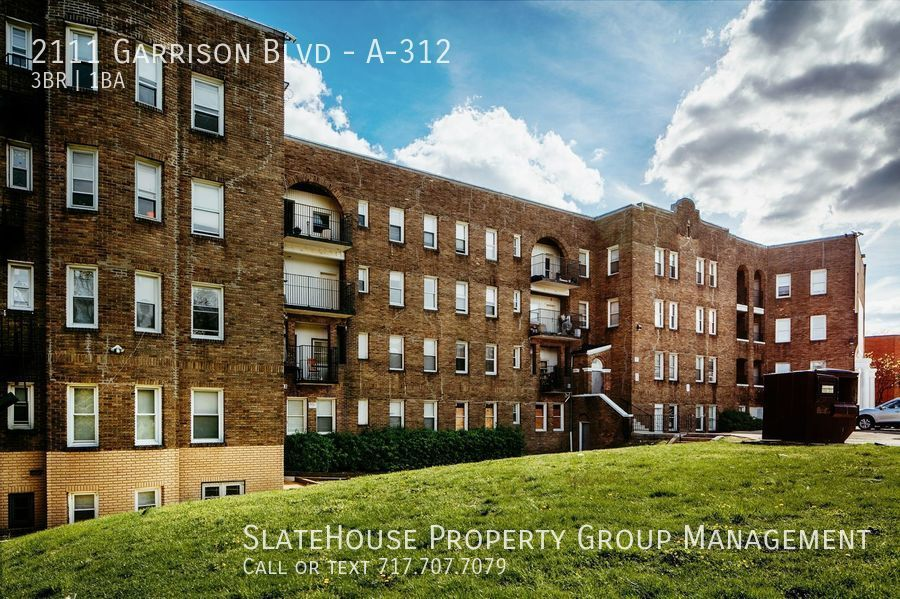 2111 Garrison Blvd #A-312, Baltimore, MD 21216