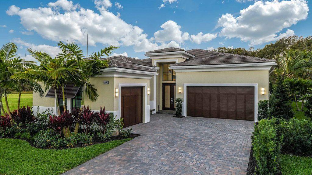 Michelangelo Artistry Palm Beach, Artistry Homes Palm Beach Gardens