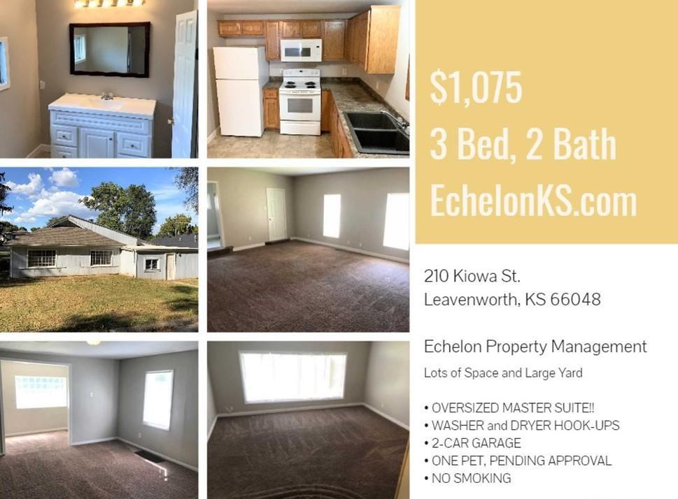 210 Kiowa St, Leavenworth, KS 66048