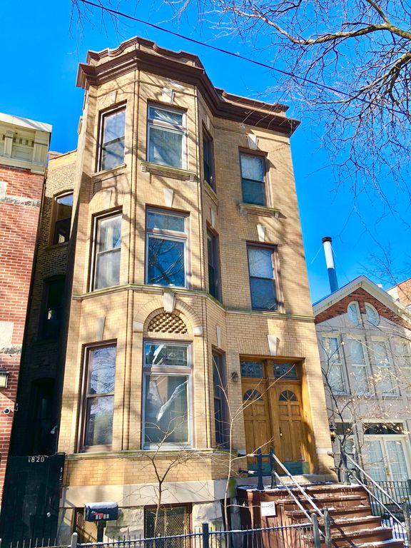 1820 N Fremont St #1F, Chicago, IL 60614