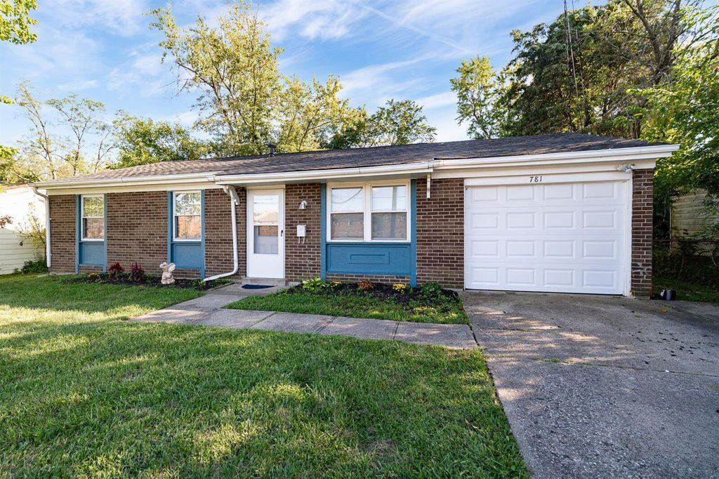 781 W Galbraith Rd, Cincinnati, OH 45231