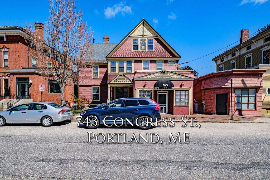 743 Congress St, Portland, ME 04102