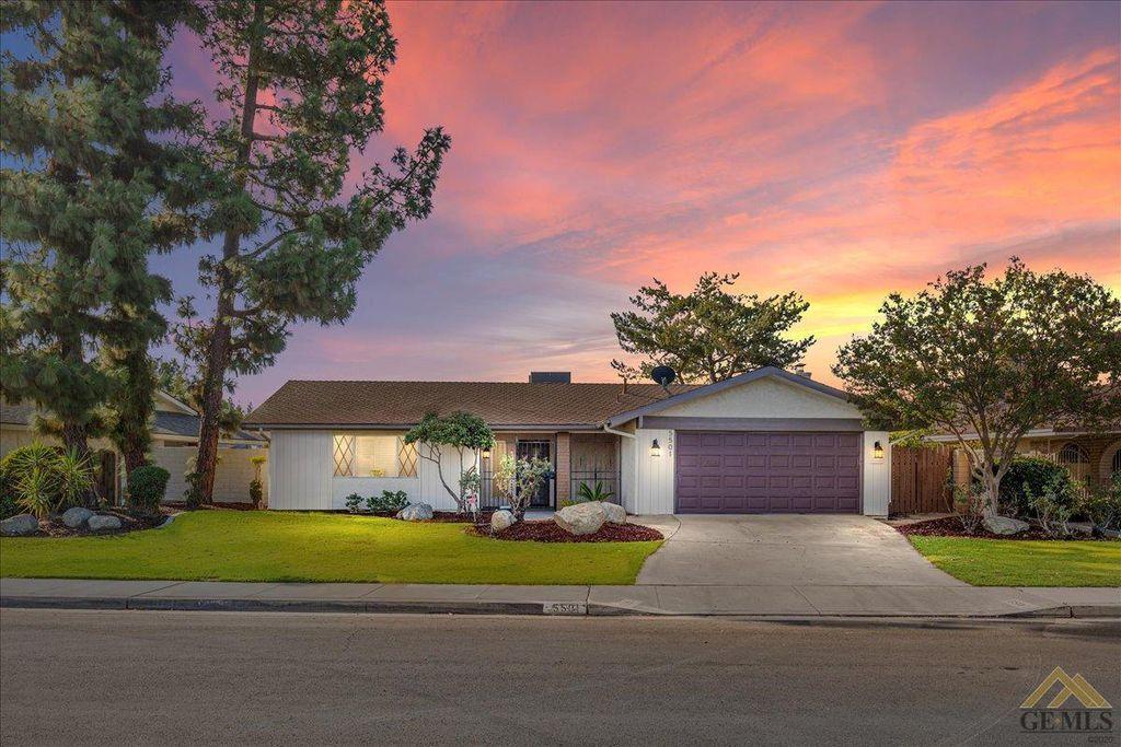 5501 Demaret Ave, Bakersfield, CA 93309