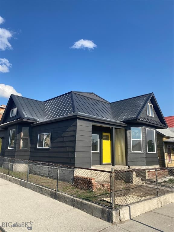 1102 S Wyoming St, Butte, MT 59701