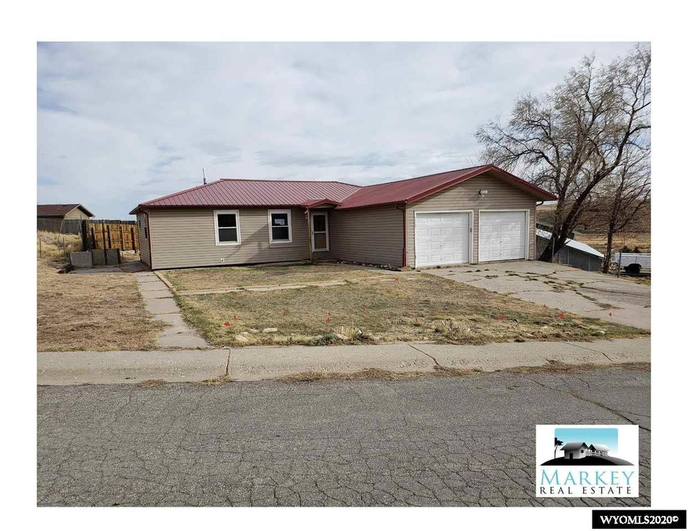 1005 Mineral Dr, Hanna, WY 82327