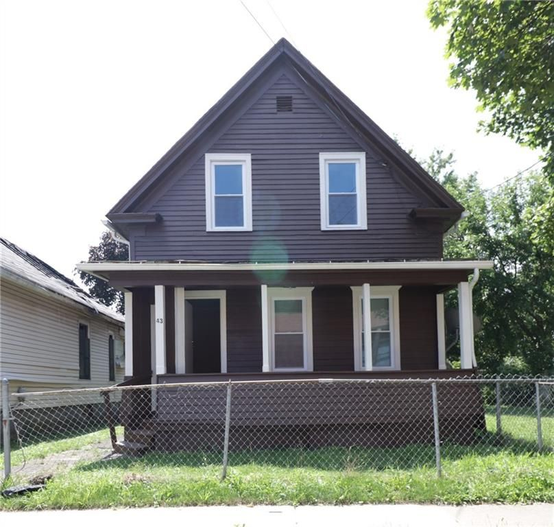 43 Lorenzo St, Rochester, NY 14611