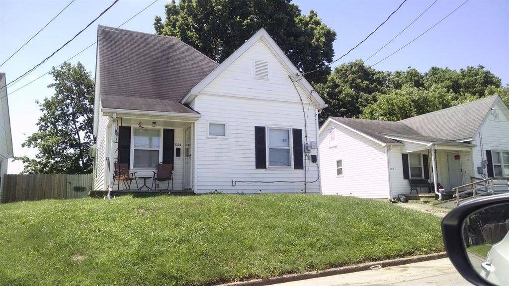 1236 Hammond Ave, Lexington, KY 40508