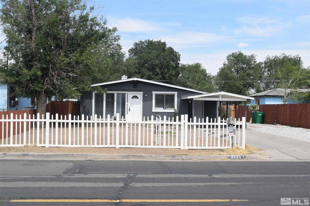 2020 Helena Ave, Reno, NV 89512