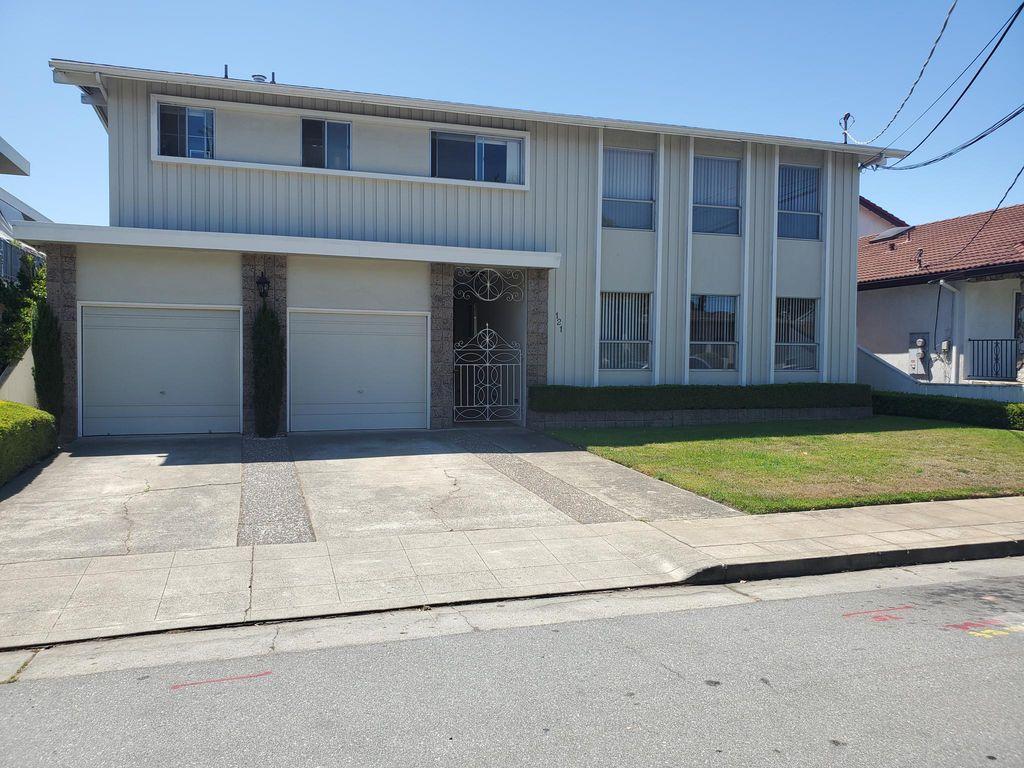 121 24th Ave #1, San Mateo, CA 94403