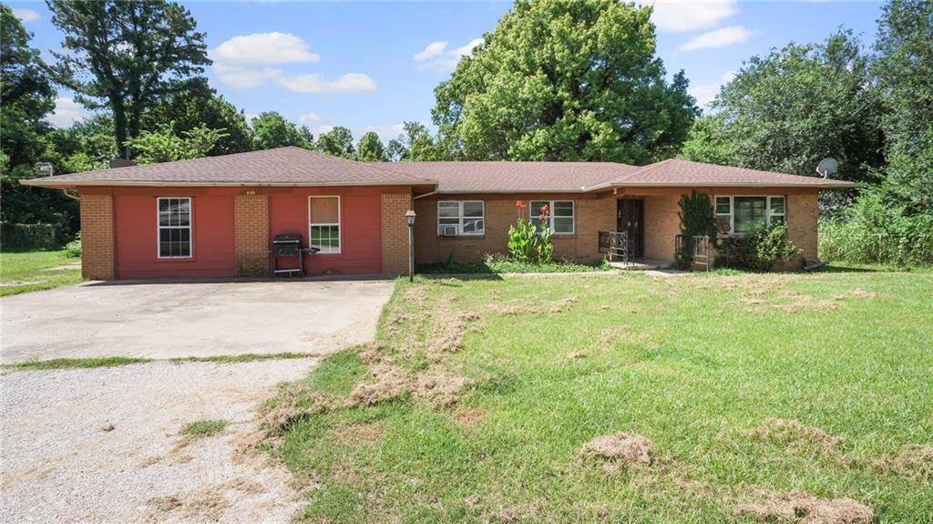 405 Carter Dr, Elmore City, OK 73433