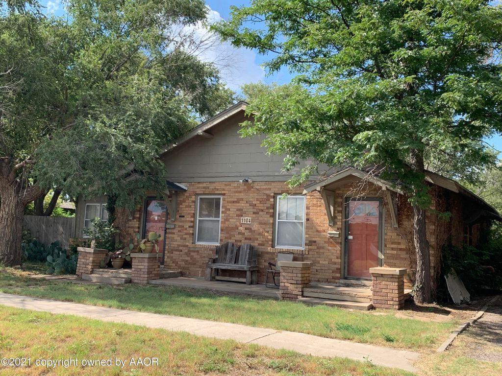 1104 SW 18th Ave, Amarillo, TX 79102
