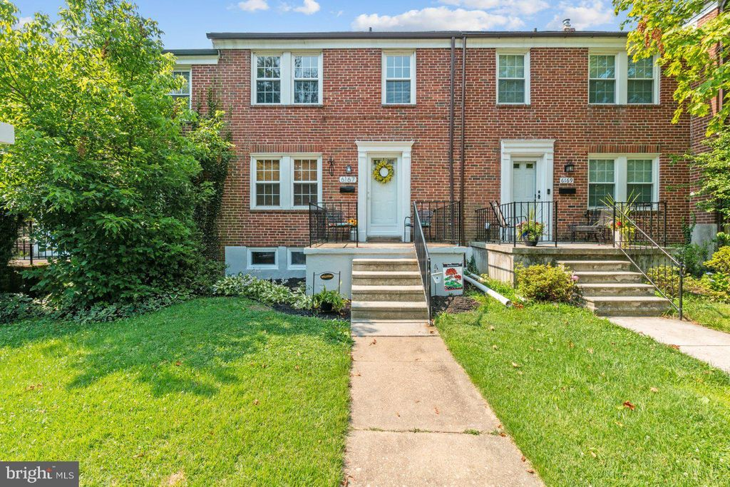 6167 Northdale Rd, Catonsville, MD 21228