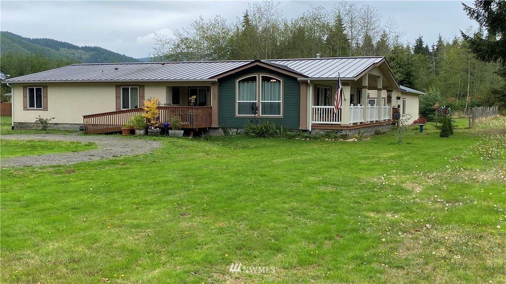 232 Elk Corner Rd, Forks, WA 98331