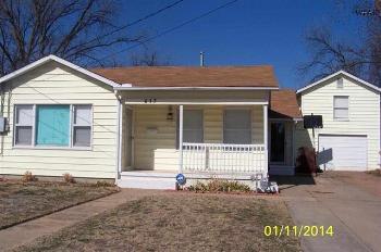 617 Glendale St, Burkburnett, TX 76354