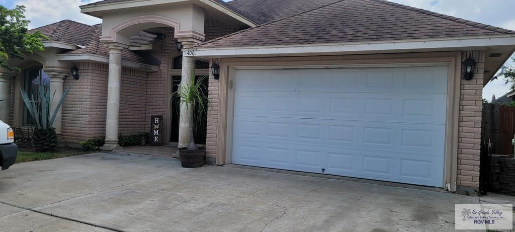 4061 Diego Ln, Brownsville, TX 78521