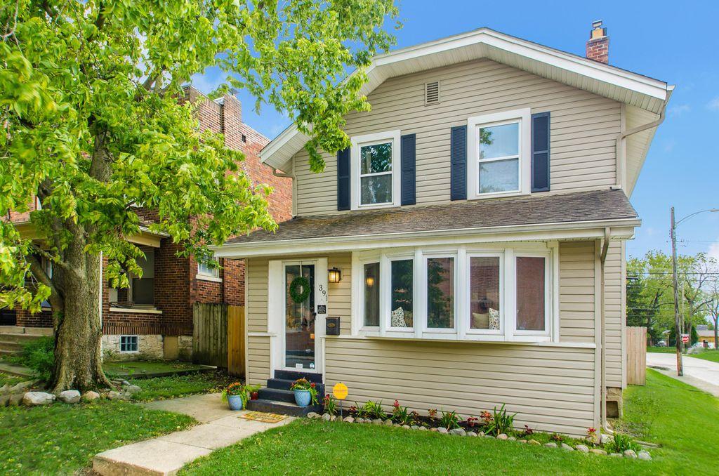 391 Sheldon Ave, Columbus, OH 43207