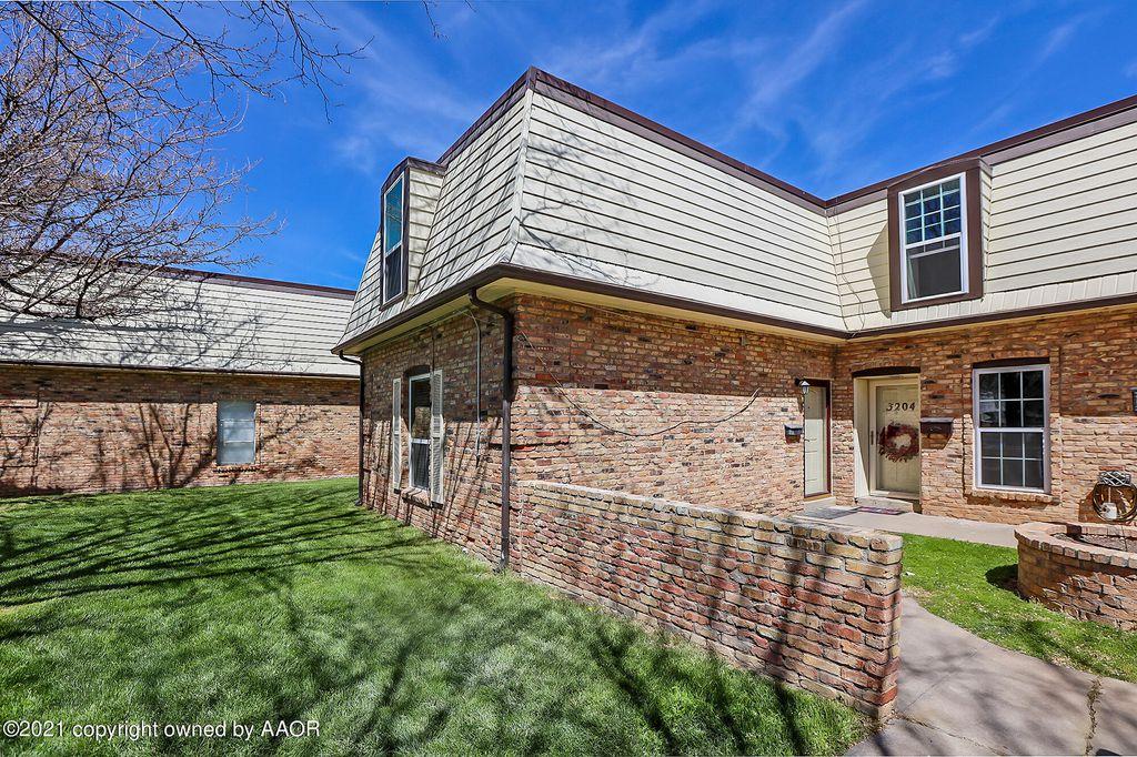 3206 Villa Pl, Amarillo, TX 79109