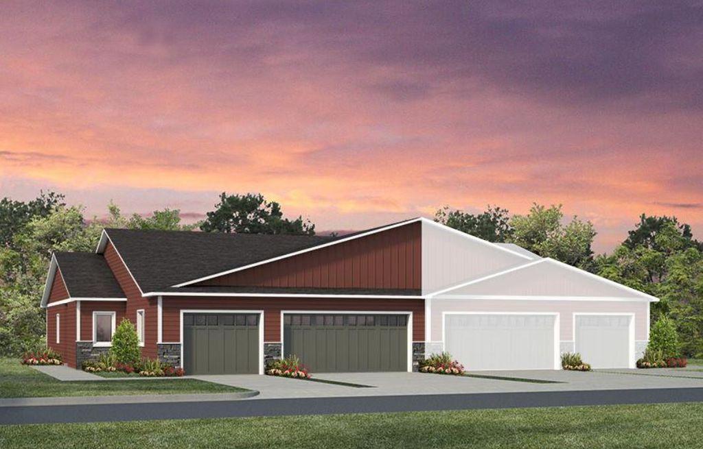 Nanson Twin Plan in Lakewood 6th, Mandan, ND 58554
