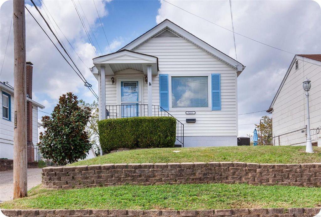 7211 Eugene Ave, Saint Louis, MO 63116