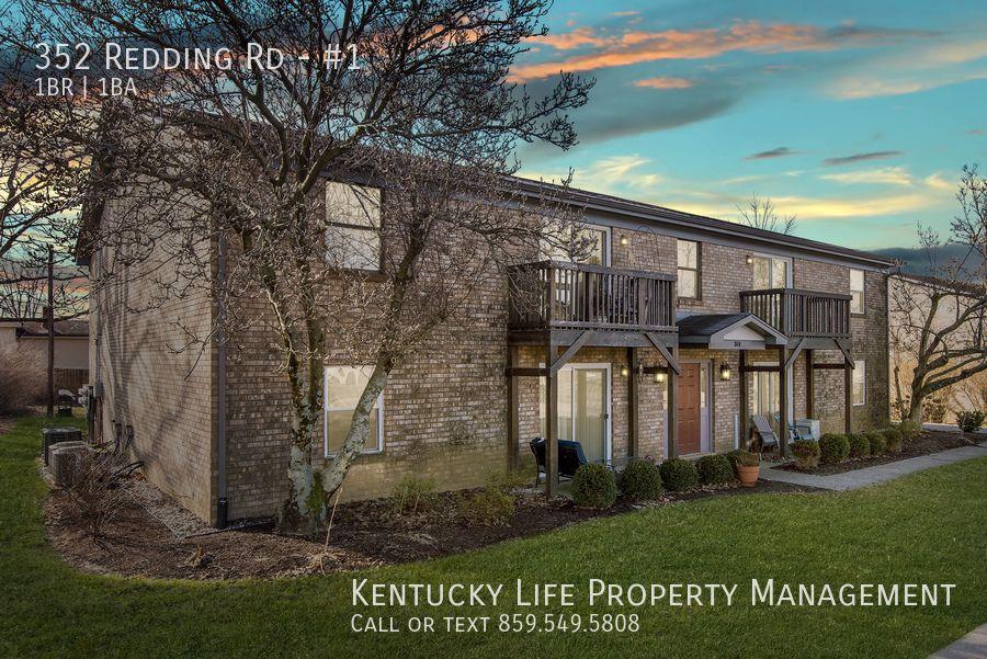 352 Redding Rd #1, Lexington, KY 40517