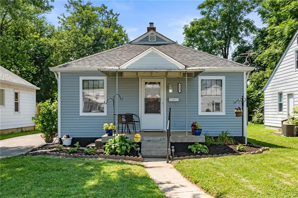 713 E Gimber St, Indianapolis, IN 46203