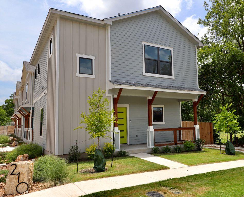 Plan 1218 in Utah Street Homes, San Antonio, TX 78210