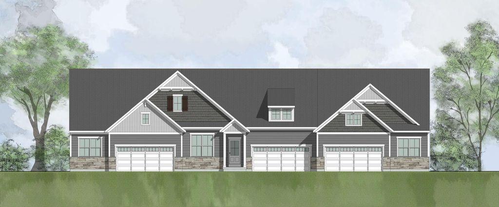 Medford II Plan in Billingsley - The Retreat, Batavia, OH 45103