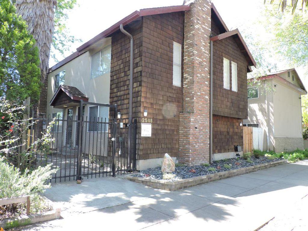 2508 Q St #3, Sacramento, CA 95816
