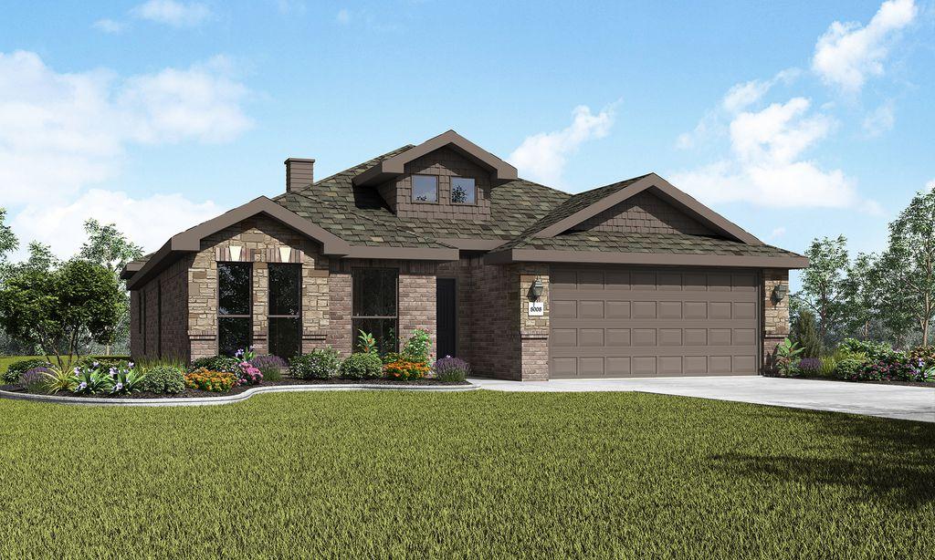 Joanna Plan in The Meadows, Amarillo, TX 79119