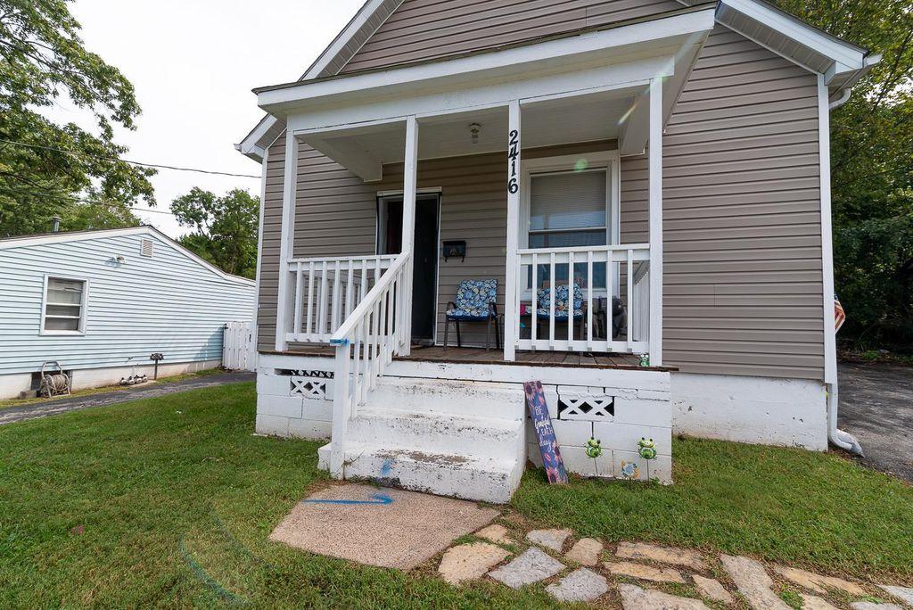 2416 Gilrose Ave, Saint Louis, MO 63114