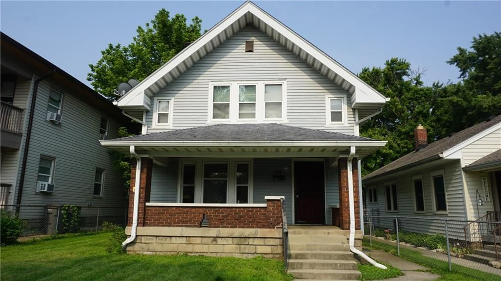 66 N Ewing St, Indianapolis, IN 46201