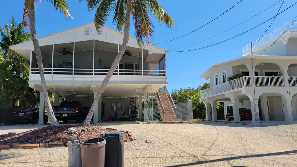 185 S Ocean Shores Dr, Key Largo, FL 33037