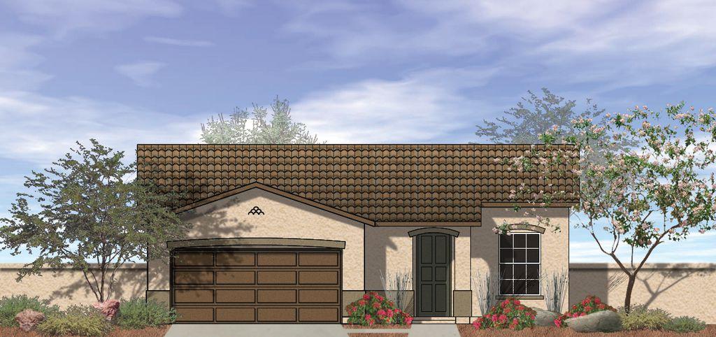 Residence 1 Plan in Vista del Valle, Imperial, CA 92251