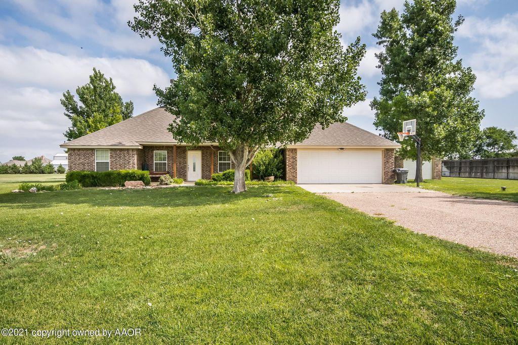 8350 Kemper Rd, Canyon, TX 79015