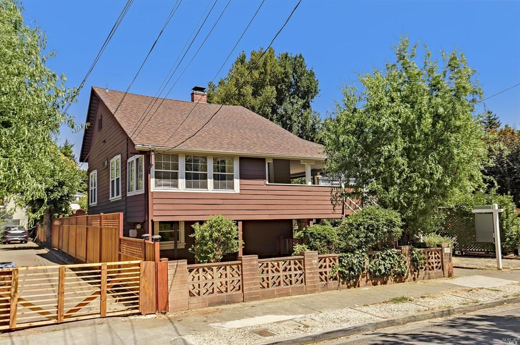 10 Hazel Ave, San Anselmo, CA 94960