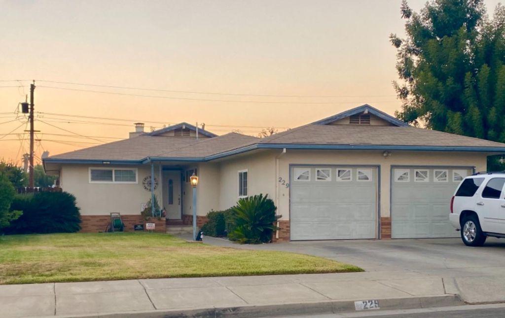 229 Grant St, Coalinga, CA 93210