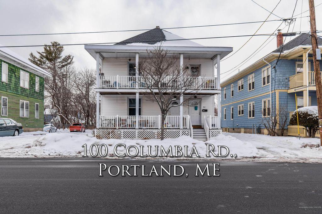 100 Columbia Rd, Portland, ME 04103