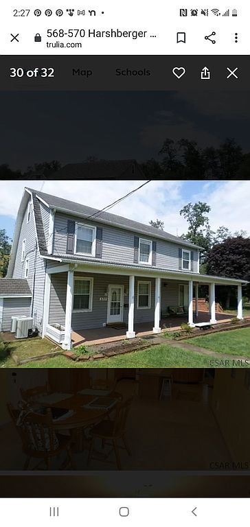 570 Harshberger Rd, Johnstown, PA 15905