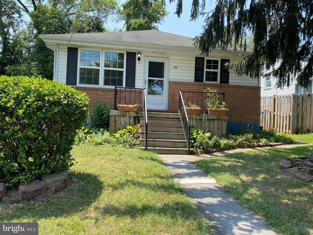 5919 Franklin Ave, Gwynn Oak, MD 21207