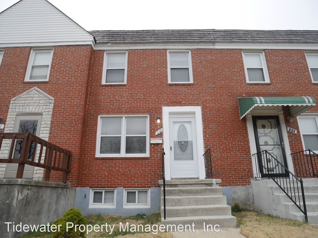 772 Yale Ave, Baltimore, MD 21229