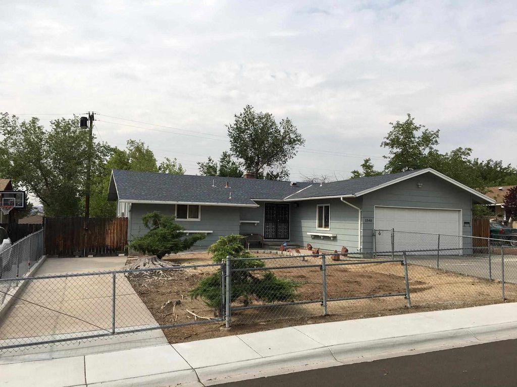 1540 Royal Dr, Reno, NV 89503