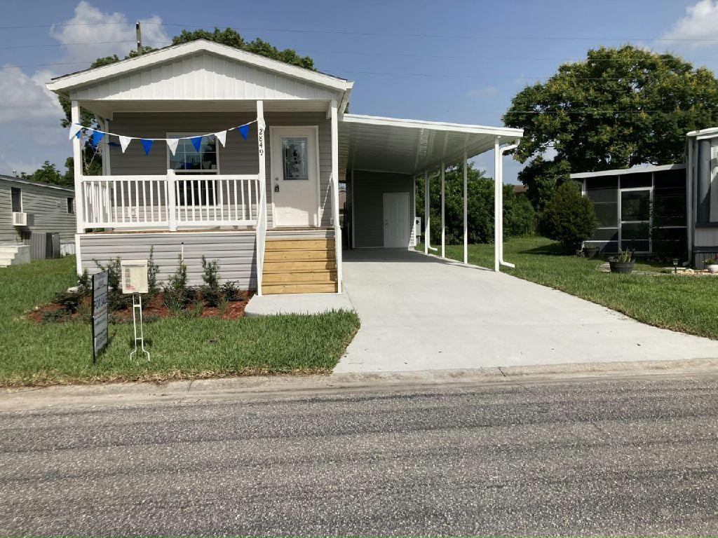 Havana Plan in Starlight Ranch, Orlando, FL 32822
